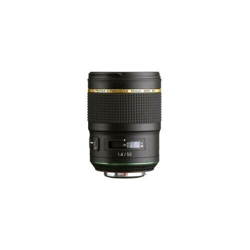 Pentax »50mm f1,4 HD D-FA SDM AW« Objektiv