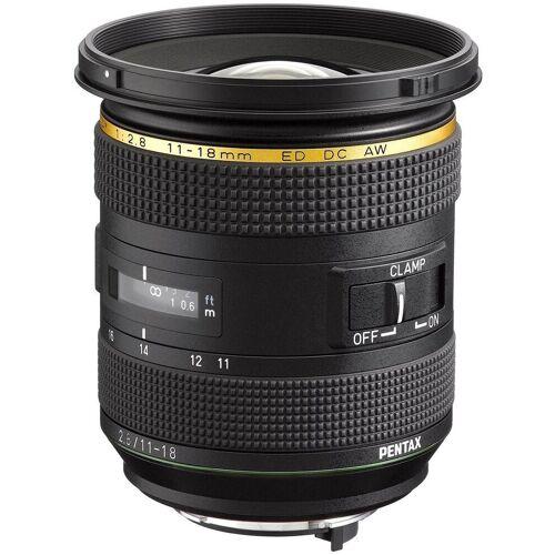Pentax »HD DA 11-18mm f2,8 ED DC AW« Objektiv