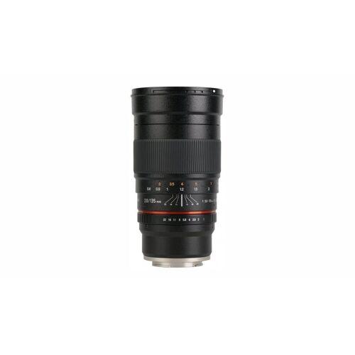 Samyang »135mm f2,0 ED UMC Fujifilm X« Objektiv