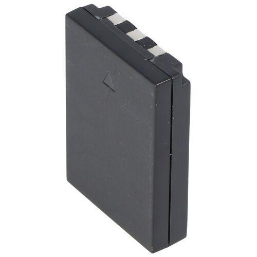 AccuCell »Akku passend für Sanyo DB-L10, 1100mAh« Kamera-Akku