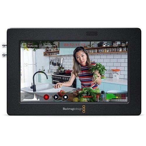 "Blackmagic »Video Assist 5 3G 5"" Monitor/Recorder« Camcorder"