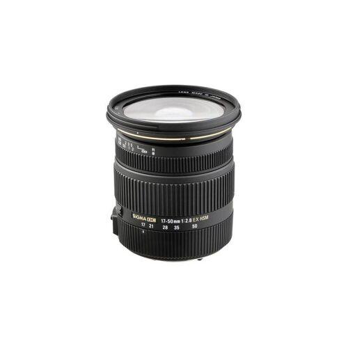 Sigma »17-50mm 1:2,8 EX OS HSM Nikon« Objektiv