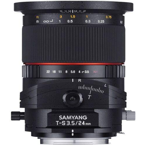 Samyang »MF 24mm f3,5 T/S Sony E« Objektiv