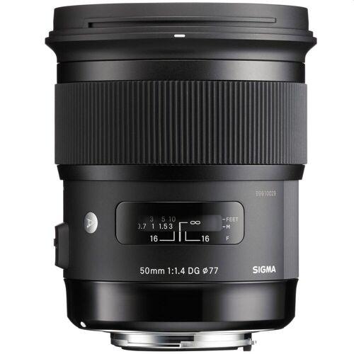 Sigma »50mm 1:1,4 DG HSM Sony« Objektiv