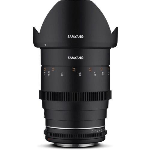 Samyang »MF 35mm T1,5 VDSLR MK2 MFT« Objektiv