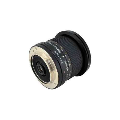 Samyang »8mm 1:3,5 CSII Fuji X« Objektiv