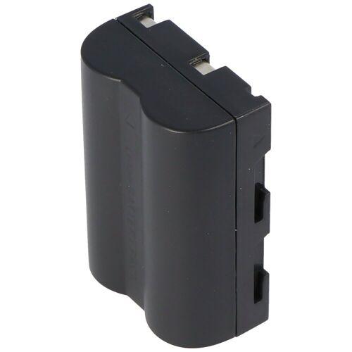 AccuCell »Akku passend für Konica Minolta NP-400, D« Kamera-Akku
