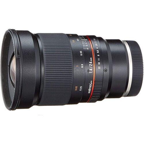walimex »pro 24mm F1,4 DSLR Sony A« Objektiv