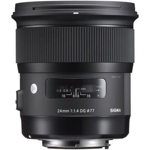 Sigma »24mm 1:1,4 DG HSM Canon« Objektiv