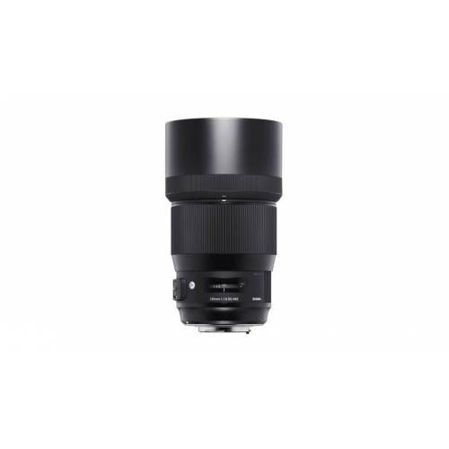 Sigma »135mm f1,8 Art DG HSM Canon« Objektiv