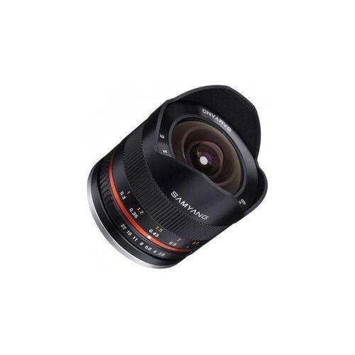 Samyang »8mm 1:2,8 II Fujifilm X black« Objektiv