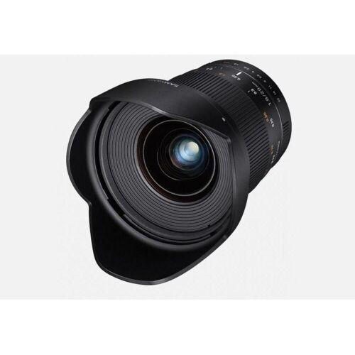 Samyang »20mm F1.8 ED AS UMC Canon M« Objektiv