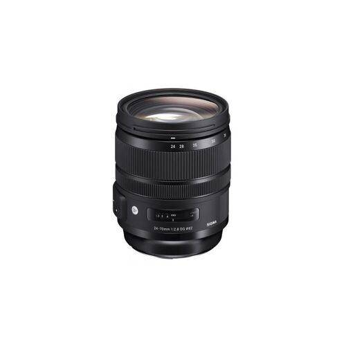 Sigma »24-70mm f2,8 DG OS HSM (A) Nikon« Objektiv
