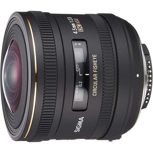 Sigma »4,5mm 1:2,8 EX HSM Nikon« Objektiv