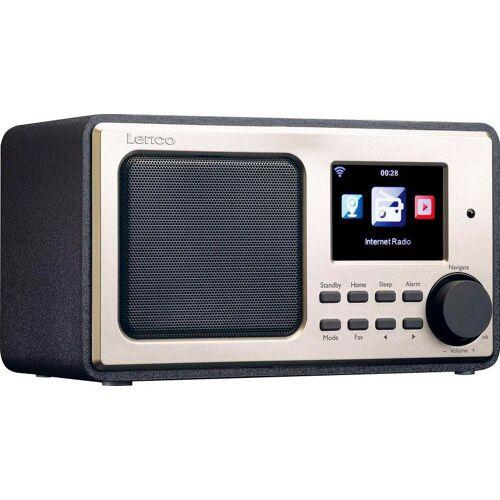 Lenco »DIR-110« Internet-Radio (Internetradio, FM-Tuner, 3 W)