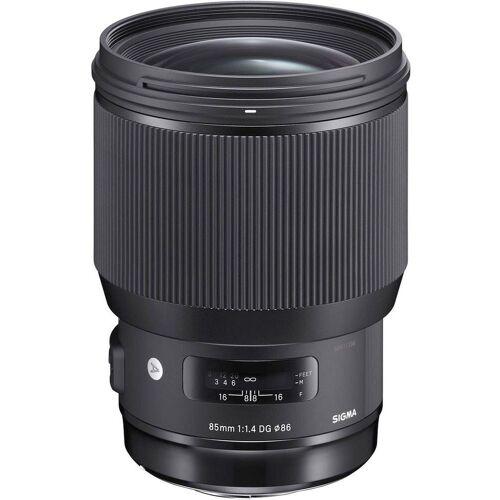 Sigma »85mm f1,4 DG HSM Art Canon« Objektiv