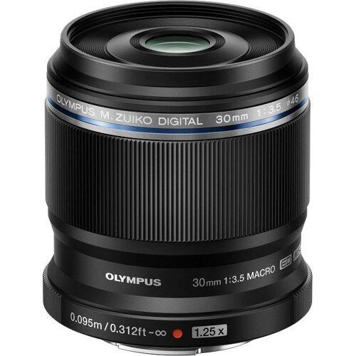 Olympus »M.Zuiko DIGITAL ED 30 mm F3.5« Makroobjektiv