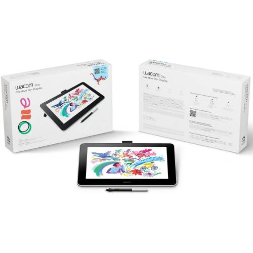 Wacom Grafiktablett »One 13, inkl. Stift«