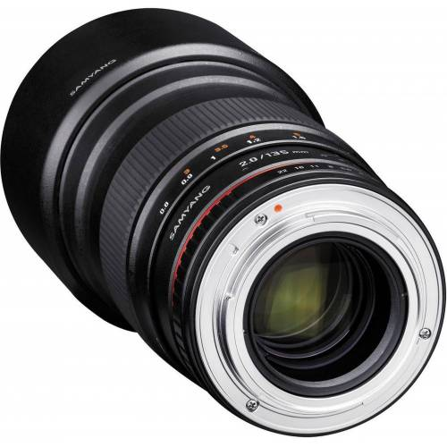 Samyang »135mm 1:2,0 für Sony E-Anschluss« Objektiv