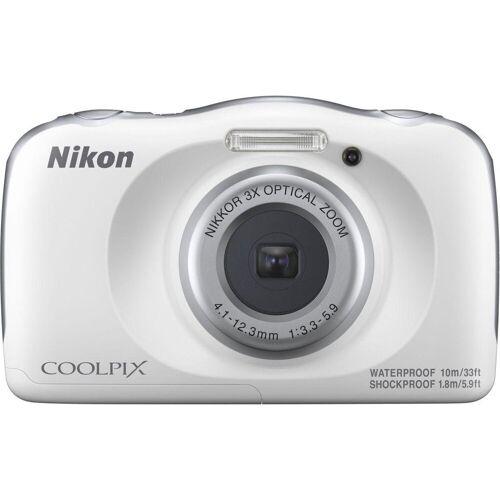 Nikon »COOLPIX W150 Weiß« Kompaktkamera