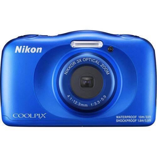 Nikon »Coolpix W150 blau« Kompaktkamera