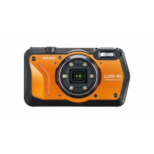 Ricoh »WG-6 Orange« Outdoor-Kamera