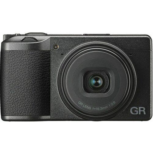 Ricoh »GR III schwarz« Kompaktkamera