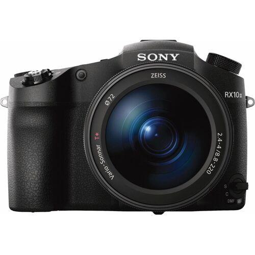 Sony »Cyber-Shot DSC-RX10 III« Bridge-Kamera (Zeiss Vario-Sonnar T* F2.4-4 / 24 - 600mm, 20,2 MP, 25x opt. Zoom, NFC, WLAN (Wi-Fi), Panorama-Modus)