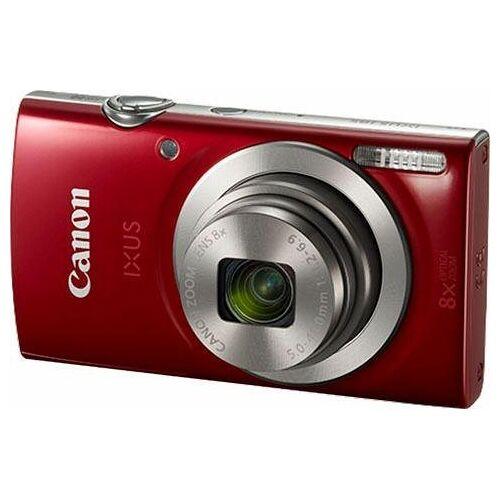 Canon »IXUS 185« Superzoom-Kamera (20 MP, 8x opt. Zoom, Gesichtserkennung), rot