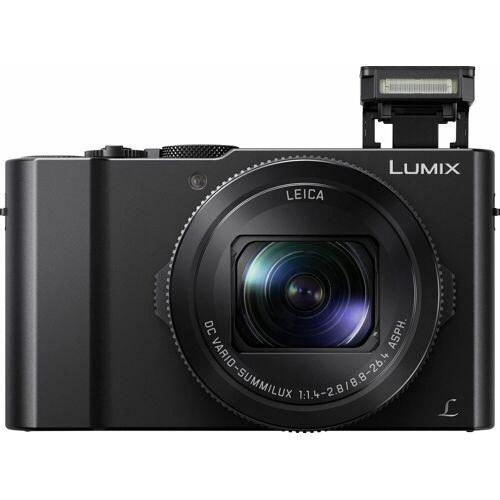 Panasonic Lumix Panasonic »DMC-LX15EG-K« Kompaktkamera (LEICA DC VARIO-SUMMILUX, 20,1 MP, 3x opt. Zoom, HDR-Aufnahme, Gesichtserkennung)