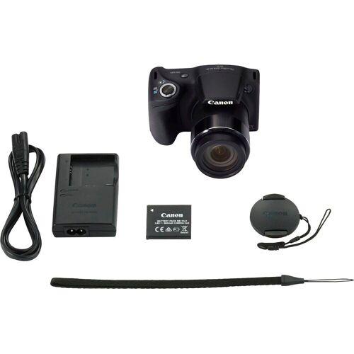 Canon »PowerShot SX430 IS« Bridge-Kamera (20 MP, 45x opt. Zoom, NFC, WLAN (Wi-Fi)