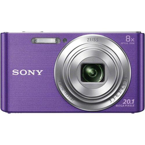 Sony »DSC-W830« Kompaktkamera (ZEISS Vario-Tessar, 20,1 MP, 8x opt. Zoom), Violett