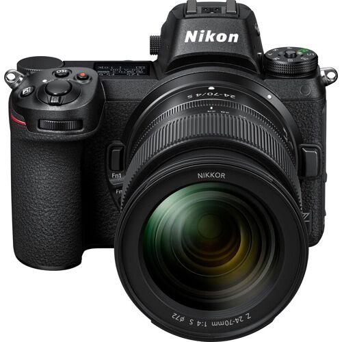 Nikon »Kit Z 6 24–70« Systemkamera (NIKKOR Z 24–70 mm 1:4 S, 24,5 MP, Bluetooth, WLAN (Wi-Fi)