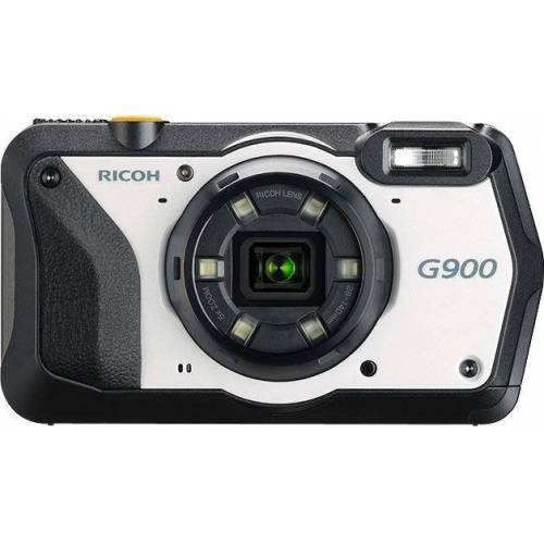 Ricoh Premium »G900« Outdoor-Kamera (Pentax Motorzoom 28 - 140 mm / 3,5~5,5, 20 MP, 5x opt. Zoom, WLAN (Wi-Fi)