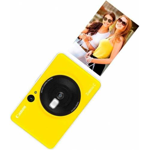 Canon »Zoemini C« Sofortbildkamera (5 MP), Bumble Bee Gelb