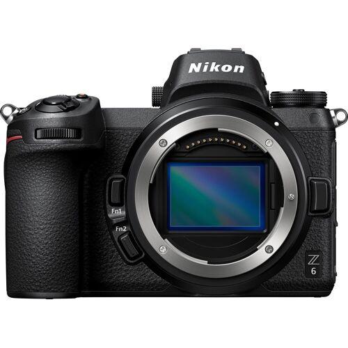 Nikon »Z 6« Systemkamera-Body (24,5 MP, Bluetooth, WLAN (Wi-Fi)