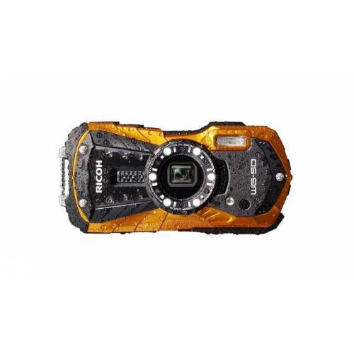 Ricoh »WG-50 orange« Outdoor-Kamera