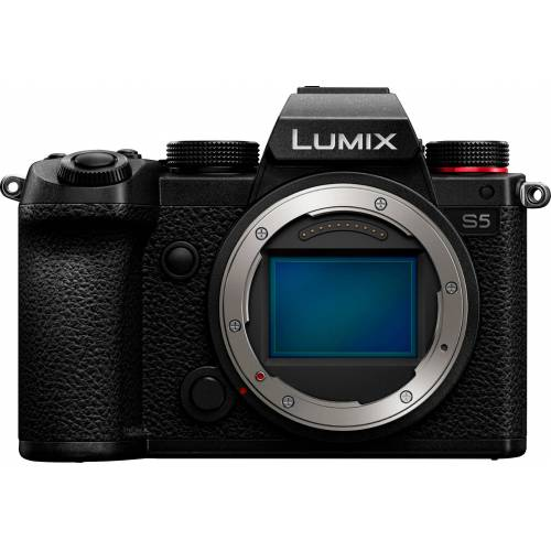 Panasonic Lumix Panasonic »DC-S5E-K Body« Systemkamera-Body (24,2 MP, WLAN (Wi-Fi), Bluetooth)