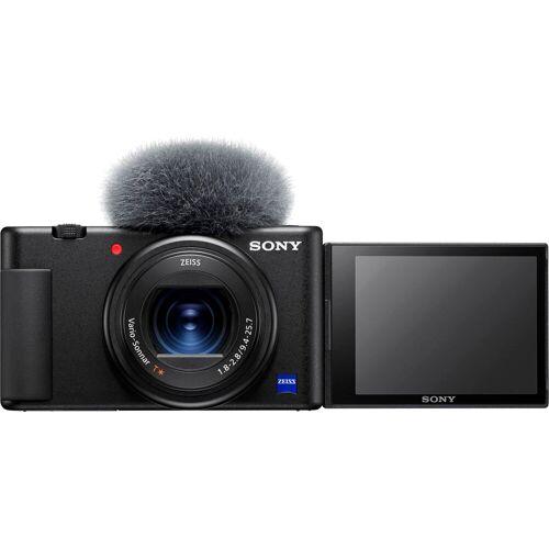 Sony »Vlog-Kamera ZV-1« Kompaktkamera (20,1 MP, WLAN (Wi-Fi), Bluetooth)
