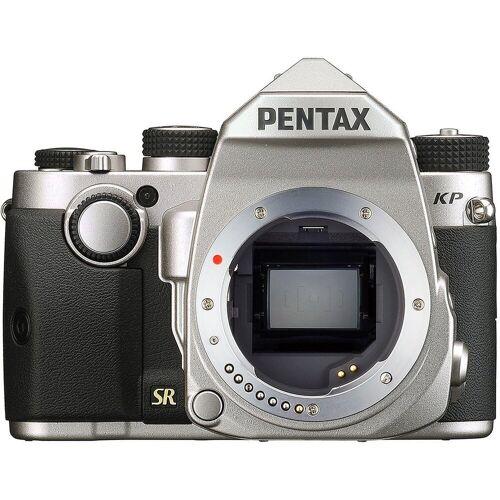 Ricoh »Pentax KP Gehäuse silber« Spiegelreflexkamera