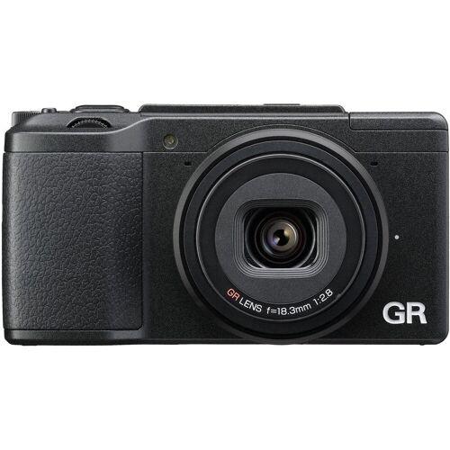 Ricoh »GR II schwarz« Kompaktkamera