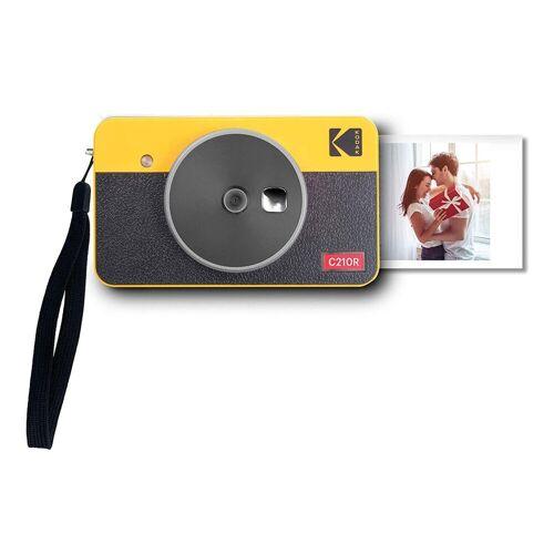 Kodak »Mini Shot Combo 2 Retro« Outdoor-Kamera, Gelb