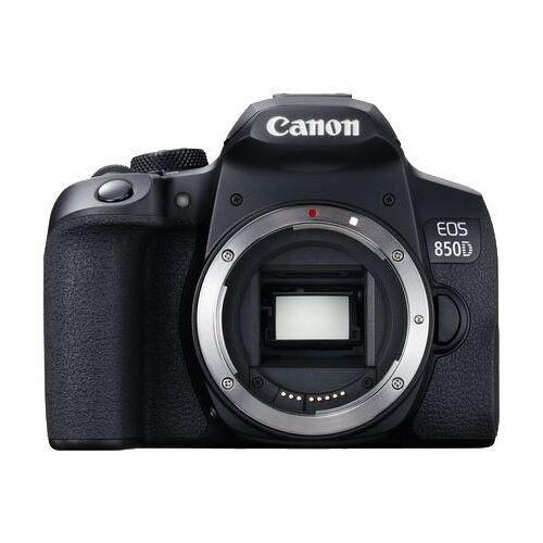 Canon »EOS 850D« Spiegelreflexkamera (24,1 MP, Bluetooth, WLAN (WiFi)