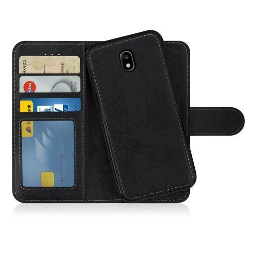 MyGadget Handyhülle »Hülle Flip Case Für Samsung Galaxy J5 (2017) Handy«