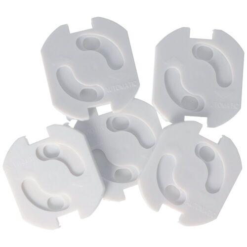 AccuCell »Kinderschutz für Euro Steckdosen im 5er Set« Funksteckdose