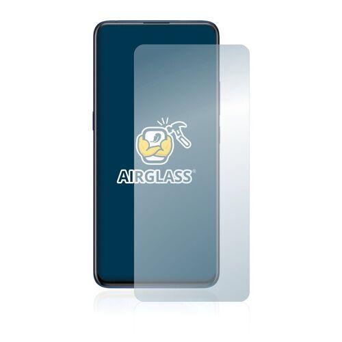 BROTECT Schutzfolie »Panzerglasfolie für Vivo X27«, Schutzglas Glasfolie klar