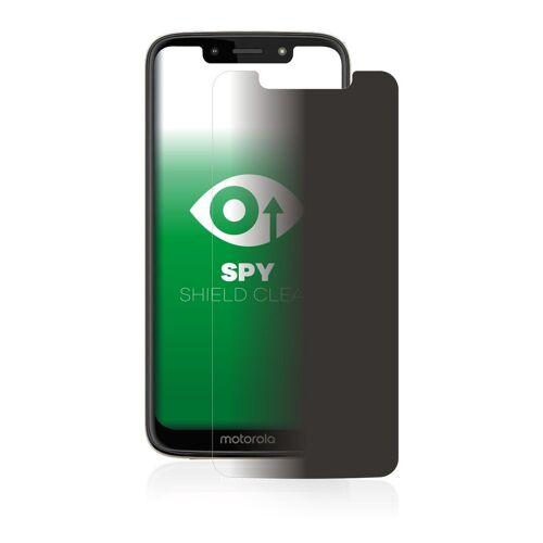 upscreen Schutzfolie »für Motorola Moto G7 Play«, Folie Schutzfolie Sichtschutz klar anti-spy