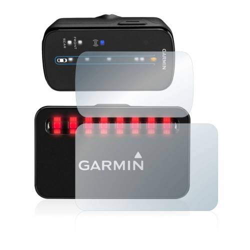 upscreen Schutzfolie »für Garmin Varia (Fahrrad-Radar)«, Folie Schutzfolie klar anti-scratch