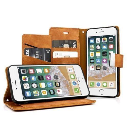 MyGadget Handyhülle »Hülle Flip Case Für Apple iPhone 7 / 8 / SE (2020)«
