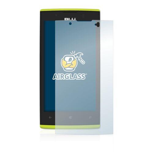 BROTECT Schutzfolie »Panzerglasfolie für BLU Win JR LTE«, Schutzglas Glasfolie klar